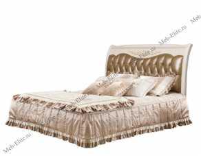 Карпентер 230 кровать 180×200 А прямое изголовье, кожа 859