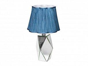 Гарда лампа настольная с зеркальными вставками KFE001