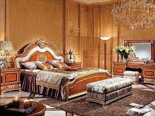 Монарх спальня орех