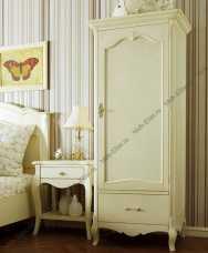 Адалия (Adalia) шкаф 1 дверный 851b