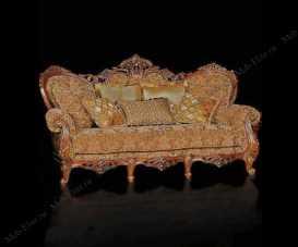 Империал диван 3 местный ткань