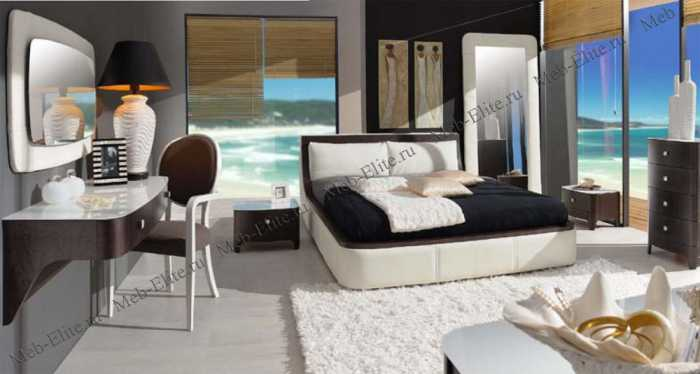 Босса Нова спальня