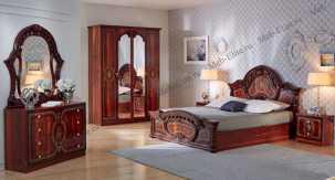 Рим спальня орех