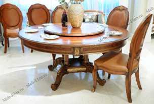 Луи 16 (Louis XVI) стол обеденный (160х160) 712-3