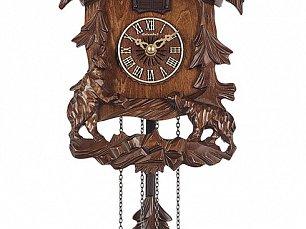 """Настенные часы с кукушкой """"Сова"""" CQ-080С"""