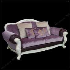 Карпентер 230 диван С 3 местный (603-10A /603-10C ткань)