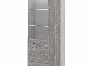 Соната витрина 2 дверная (шкаф комбинированный) МН-034-02