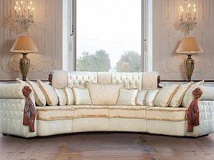 Византия Люкс диван угловой