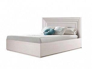 Амели кровать 90х200 беленый дуб