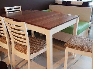 Гамма стол обеденный раскладной Пизало PL-T4EX(WV)