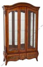 Антуанетта витрина 2 дверная