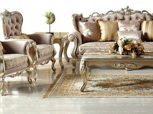 Венеция S756 мягкая мебель 3+1+1