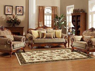 классическая мягкая мебель диваны и кресла классика в зал в