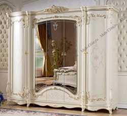 Венеция К шкаф 5 дверный с зеркалом