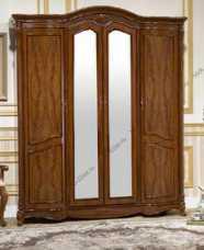 Виолетта 8929 шкаф 4 дверный