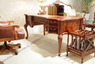 Луи 15 (Louis XV) стол письменный 570 орех