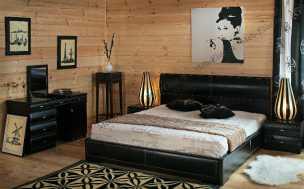 Спальня Этель brown