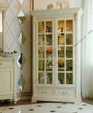 Адалия (Adalia) витрина 2 дверная 751-2