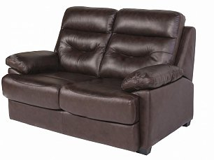 Мик диван-кровать 2 местный MK-4704-BRL кожа