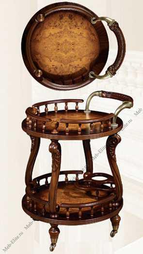 Стол сервировачный 1115 орех