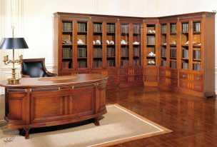 Кембридж шкаф книжный 2+2+2+угол+2+2