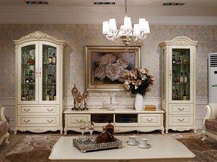 Белый Цветок гостиная