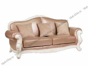 Карпентер 230 диван С 3 местный (кожа 859)