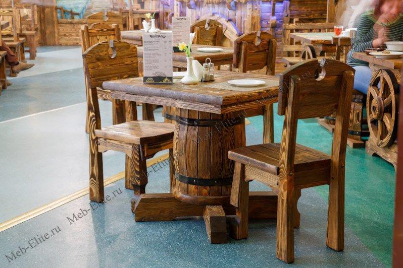 фото стульев для кафе из дерева читатели моего блога