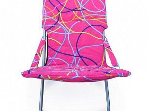Белла-3 кресло-шезлонг CHO-134-1C Pink ткань