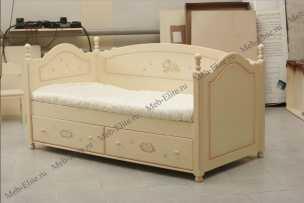 Эльфы диван-кровать с ящиками детский