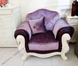 Карпентер 230 кресло С  (ткань 603-10A /603-10C)
