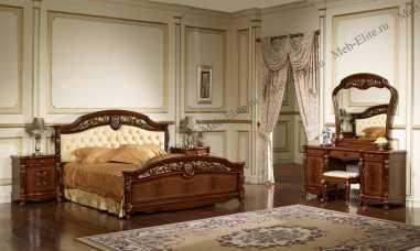 Афина орех спальня