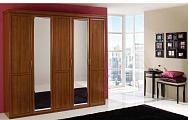 Альба шкаф 5 дверный с зеркалом A3110