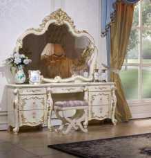 София К туалетный стол с зеркалом