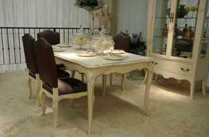 Адалия (Adalia) стол обеденный (158х102)