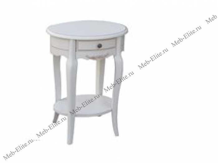 Бельведер стол-подставка ST9231 слоновая кость