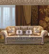 Эсмеральда диван 3 местный (раскладной)