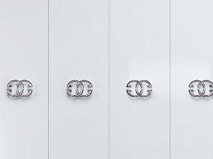 Дафне шкаф 5 дверный