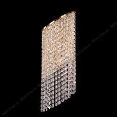 NUVOLA Бра (MB500003-2) 2х40W E14 24K золото Арт.709632K