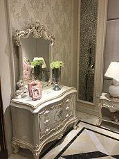 Капри 3915 стол туалетный с зеркалом детский