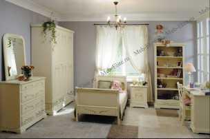 Оливка (Примавера) спальня детская