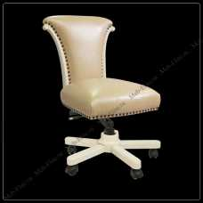 Карпентер 230 кресло рабочее б/п белое ( 008/ПВХ кожа)