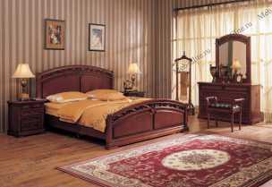 Валенсия С05 спальня