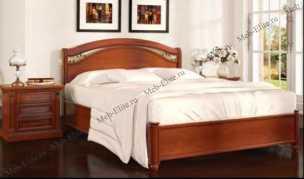 Венеция спальня орех