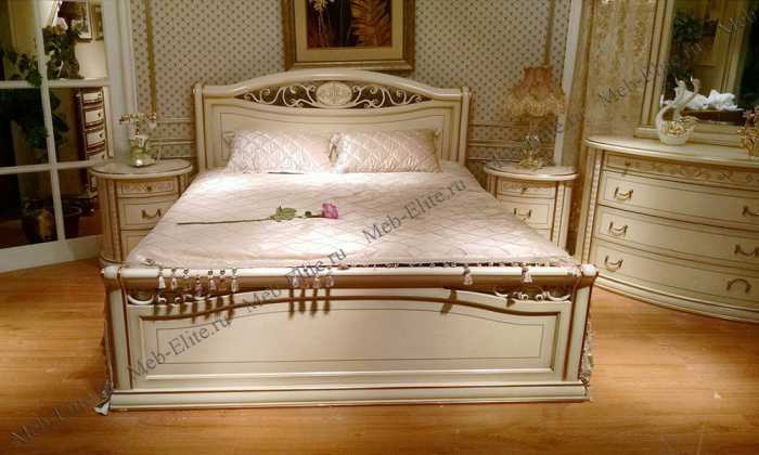 Сирена спальня
