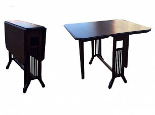 Гамма стол обеденный раскладной 45х62 арт. 12045