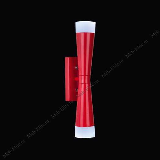PUNTO бра Арт. 807622 (MD1220-2R) LED 2х7W G9  red
