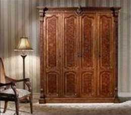 Луи 16 (Louis XVI) шкаф 4 дверный