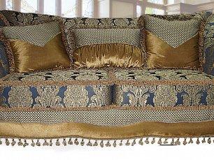Лючия диван-кровать 3 местный