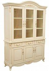 Милано шкаф книжный 3 дверный арт. MK-1863-IV